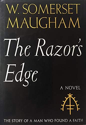 9780385043793: Razor's Edge