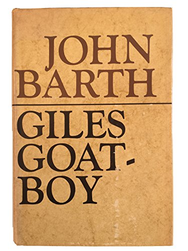 9780385043991: Giles goat-boy or, The Revised New Syllabus