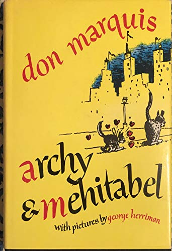 9780385045728: Archy and Mehitabel
