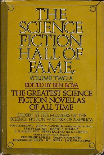 Science Fiction Hall of Fame: Ben Bova; Robert