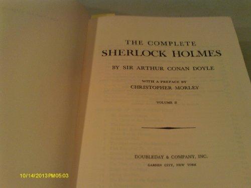 Complete Sherlock Holmes: Doyle, Arthur Conan, Sir