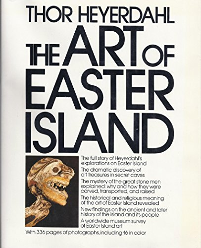 9780385047166: The art of Easter Island
