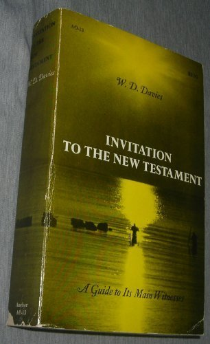 9780385047678: Invitation to the New Testament,: A guide to its main witnesses, (Anchor books)