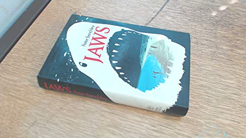 [signed] Jaws (first edition)
