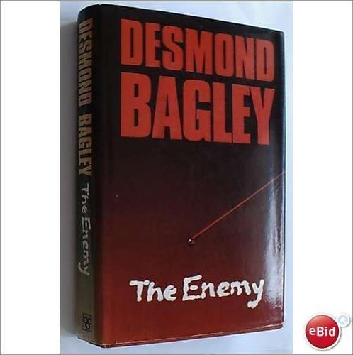 the enemy desmond The enemy is also a novel that is broken up into thirds, and reads very much like a serial novel, or a fix-up novel of three previously published novellas, as there is a major plot progression happening roughly every eighty pages.