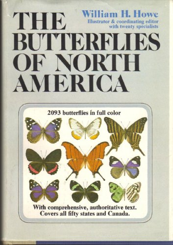 The Butterflies of North America.