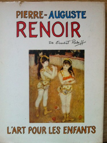 9780385049290: Pierre-Auguste Renoir, (Art for children)
