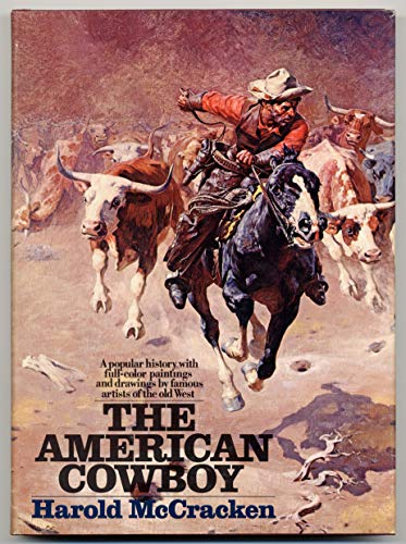 9780385049382: The American cowboy
