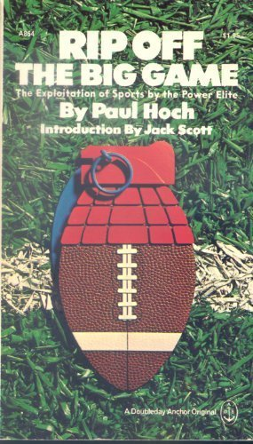 Rip Off the Big Game: Hoch, Paul