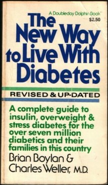 The new way to live with diabetes: Boylan, Brian Richard