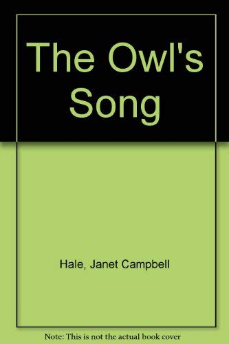9780385050203: The owl's song