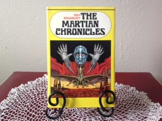 The Martian Chronicles: 40th Anniversary Edition: Bradbury, Ray (signed)