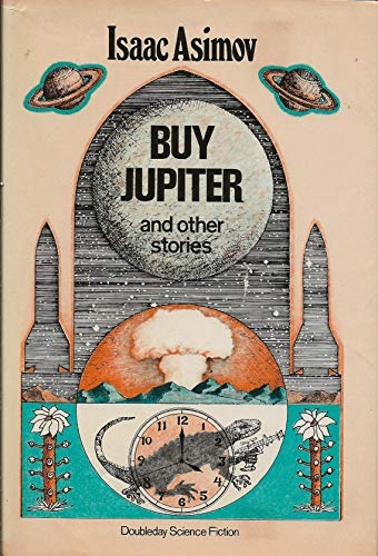 Buy Jupiter, and Other Stories (Doubleday Science: Isaac Asimov