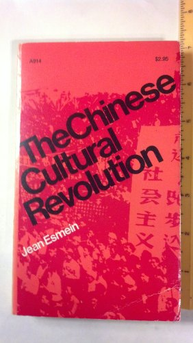 9780385050982: The Chinese cultural revolution
