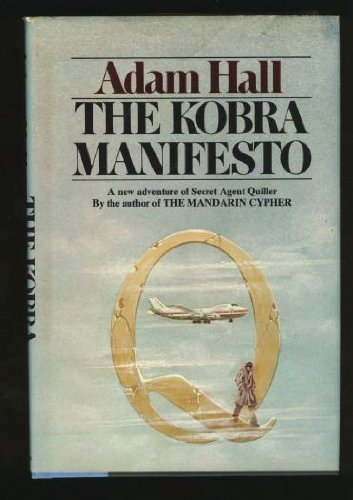 9780385051088: The Kobra Manifesto (Quiller)