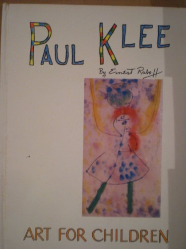 9780385051132: Paul Klee: Art for Children