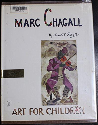 9780385051255: Marc Chagall, (Art for children)