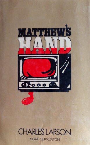 9780385051842: Matthew's hand