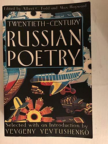 9780385052641: Twentieth Century Russian Poetry