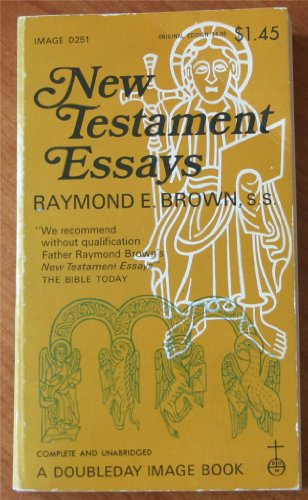 9780385052764: New Testament Essays