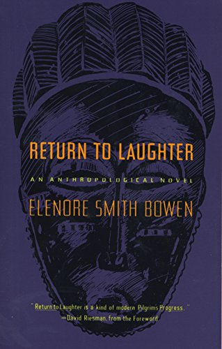 9780385053129: Return to Laughter: An Anthropological Novel (The Natural History Library)