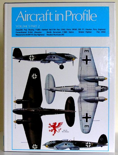 Aircraft in Profile, Volume 1/Part Two: Charles W. Cain,