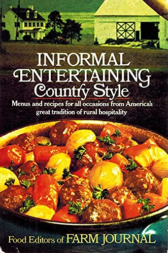 9780385054706: Informal Entertaining Country Style