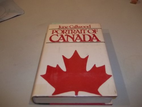 Portrait of Canada: June Callwood