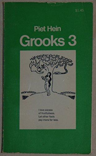 9780385057578: Grooks 3