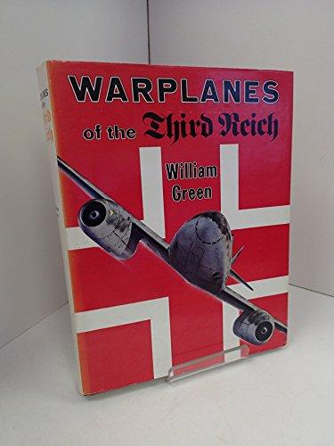 9780385057820: Warplanes of the Third Reich