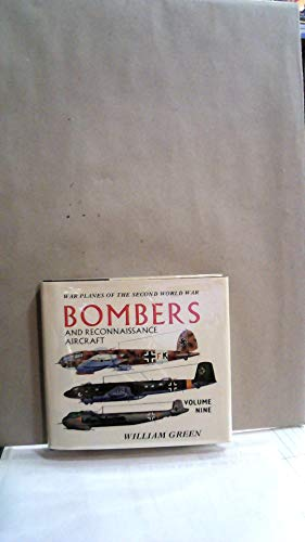 9780385057837: War Planes of the Second World War: Bombers and Reconnaissance Aircraft, Vol. 9