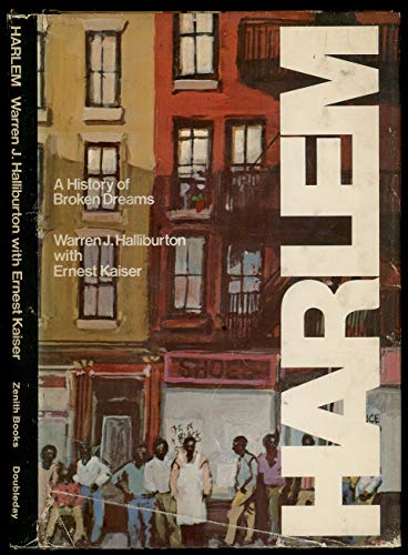 9780385058063: Title: Harlem a history of broken dreams