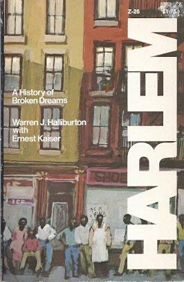 9780385058407: Harlem; A History of Broken Dreams