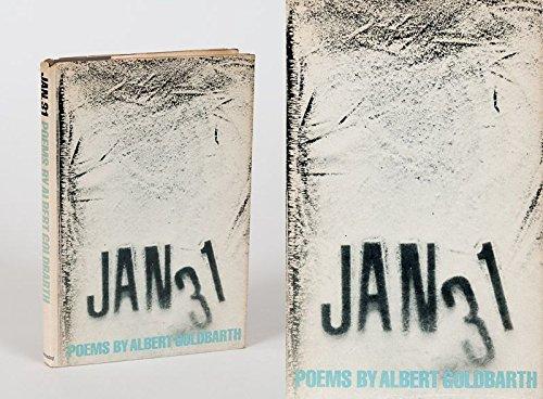 Jan. 31: Goldbarth, Albert