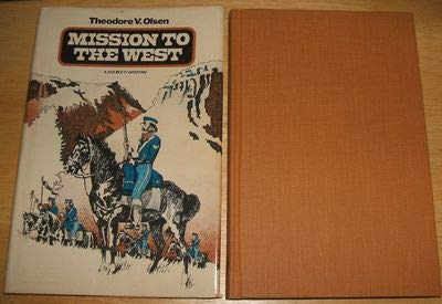 9780385060219: Mission to the West (Dd Western)