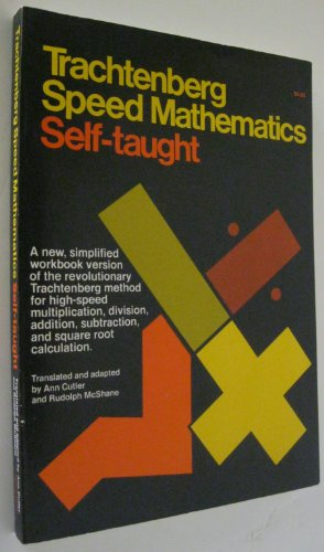 9780385061766: Trachtenberg speed mathematics self-taught - AbeBooks