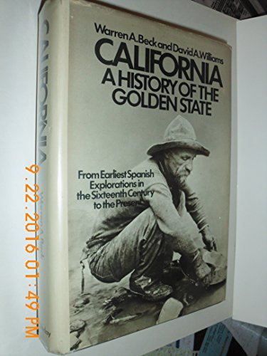 9780385062671: California: A History of the Golden State