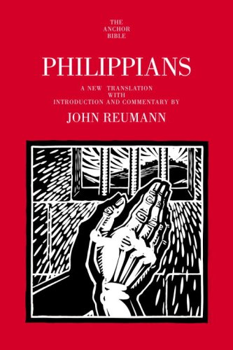 9780385063098: Philippians: A New Translation with Introduction and Commentary (Anchor Yale Bible Commentaries)