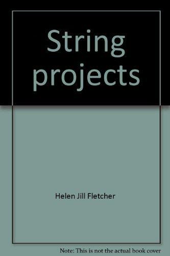 String projects (Crafts for children): Helen Jill Fletcher