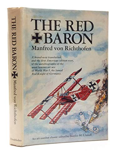 9780385065771: The Red Baron.