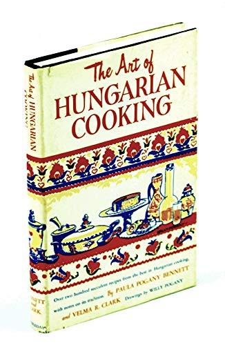 9780385066020: Art of Hungarian Cooking