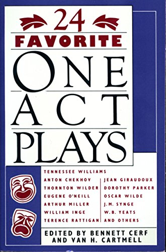 9780385066174: 24 Favorite One Act Plays