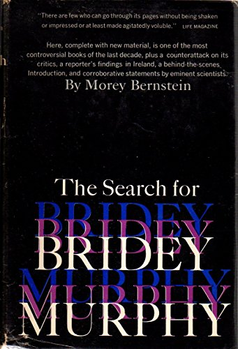 9780385066211: The Search for Bridey Murphy