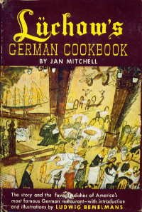 Luchows German Cookbook: Jan Mitchell