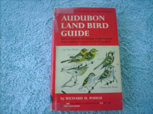 9780385068048: Audubon Land Bird Guide Small Land Birds of Easter