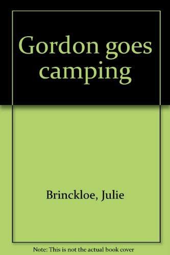 9780385069137: Gordon goes camping