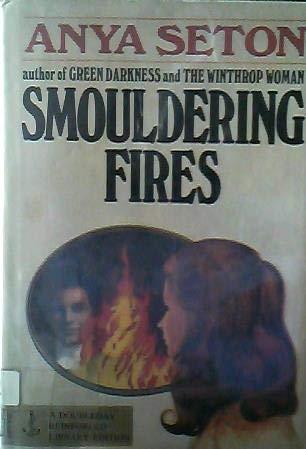 9780385069793: Smouldering Fires