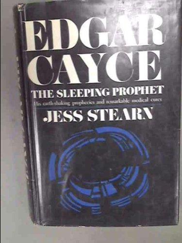 9780385070188: Edgar Cayce: The Sleeping Prophet