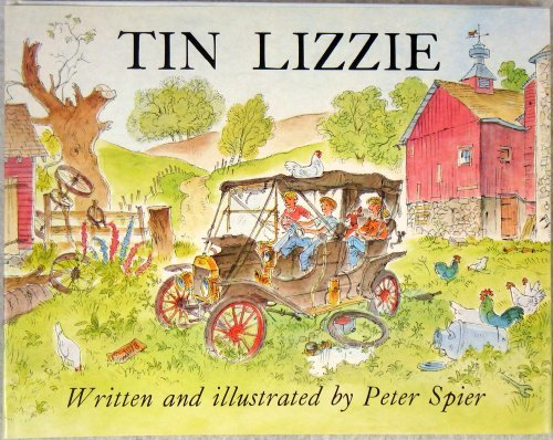 Tin Lizzie (9780385070690) by Spier, Peter