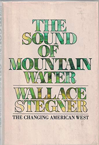 9780385071383: The sound of mountain water